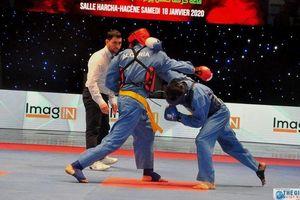 Algeria tổ chức giải vô địch quốc gia Vovinam Việt võ đạo lần thứ 17