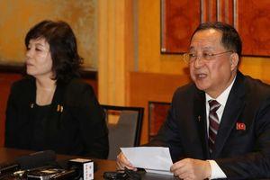 Xôn xao tin Bộ trưởng Ngoại giao Triều Tiên bất ngờ bị thay thế