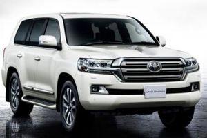 Toyota Land Cruiser thế hệ mới sắp trình làng có gì đặc biệt?