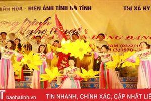 Chương trình 'Mùa xuân dâng Đảng' mừng 90 năm thành lập Đảng Cộng sản Việt Nam