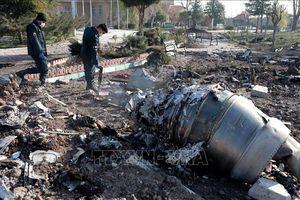 Iran khẳng định chưa có kế hoạch gửi hộp đen máy bay rơi cho Ukraine