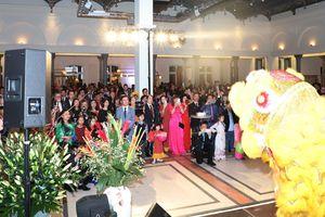 Tết cộng đồng và khai mạc Năm kỷ niệm 45 năm thiết lập quan hệ ngoại giao Việt Nam - Đức