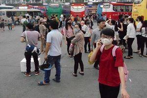 Bến xe khách, sân bay sẵn sàng phục vụ người dân dịp Tết Nguyên đán