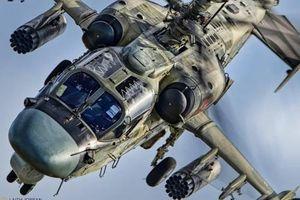Ka-52 Alligator chứng minh ưu thế vượt trội trước AH-64 Apache