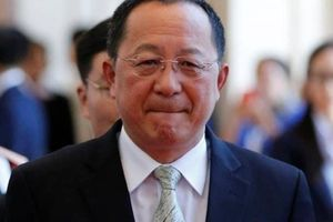 Bộ trưởng ngoại giao Triều Tiên đã bị thay thế?