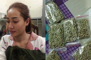 Bắt quả tang mẹ đơn thân 9x tàng trữ gần 800 viên ma túy trong phòng trọ