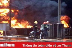 Lại nỗi lo 'giặc lửa'