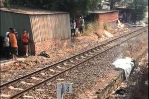 Va chạm tàu hỏa, một người tử vong tại chỗ