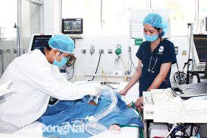 Chẩn đoán và điều trị bệnh viêm phổi cấp