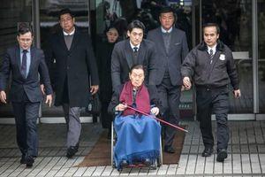 Nhà sáng lập Tập đoàn Lotte Shin Kyuk-ho vừa qua đời