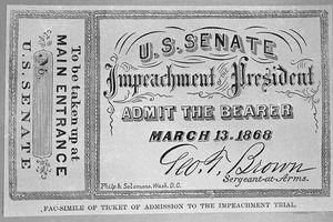 Phiên luận tội tổng thống khiến dân Mỹ đổ xô mua vé đi xem