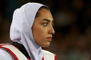 Nữ VĐV Iran duy nhất đoạt huy chương Olympic 'đào tẩu' sang Đức