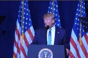 Tổng thống Donald Trump đe dọa lãnh đạo Iran