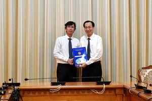 Ông Nguyễn Anh Thi làm Trưởng ban Ban Quản lý Khu Công nghệ cao TPHCM