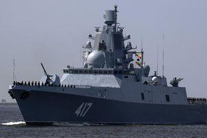 Hé lộ sức mạnh hủy diệt của tàu chiến tối tân của Nga