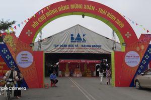 Hội chợ Mừng Đảng - Mừng Xuân Thái Bình 2020