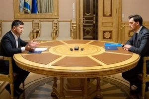 Tổng thống Ukraine Zelensky ra 'tối hậu thư' cho Thủ tướng
