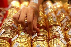 Giá vàng trong nước tiếp tục tăng mạnh ngày đầu tuần