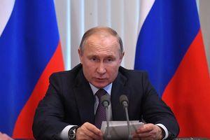 Ông Putin phản đối ý tưởng nhiệm kỳ tổng thống không giới hạn ở Nga