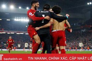 Hạ đo ván MU, Liverpool nối dài chuỗi trận toàn thắng