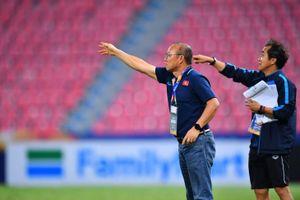 Thất bại ở VCK U.23 châu Á, HLV Park hang-seo tạm thời chia tay bóng đá Việt Nam