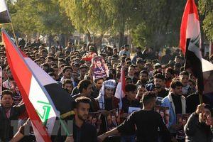Iraq: Đụng độ trong biểu tình, 1 người thiệt mạng, 30 người bị thương