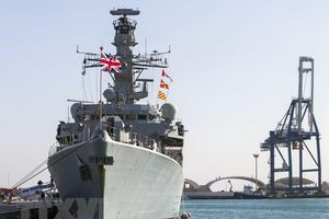 8 quốc gia ủng hộ sứ mệnh hải quân do châu Âu dẫn đầu ở Eo biển Hormuz