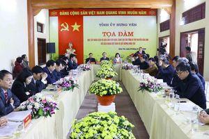 Tổng Bí thư Nguyễn Văn Linh với cách mạng và quê hương Hưng Yên