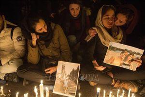Iran xem những nạn nhân mang hai quốc tịch vụ máy bay rơi là công dân Iran