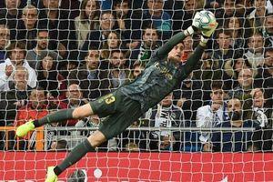 CLIP: Những pha cứu thua cực đỉnh của thủ môn Courtois tại Real