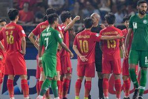 Thái Lan kiện lên AFC vì bị loại tức tưởi khỏi giải U23 châu Á 2020