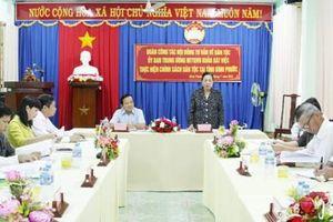 Nhìn lại kết quả hoạt động của Hội đồng tư vấn về Dân tộc trong nhiệm kỳ 2014 - 2019
