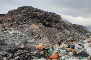 Bắc Giang: Bãi rác Yên Dũng gây ô nhiễm môi trường
