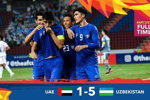 Xác định 4 đội vào bán kết U23 châu Á 2020