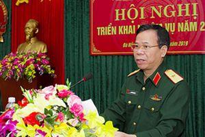 Thiếu tướng Tạ Quang Khải làm Phó viện trưởng Viện Kiểm sát nhân dân tối cao
