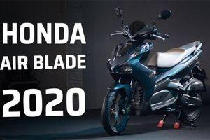 Honda Air Blade 2020 tại Việt Nam đắt hơn Philippines hơn 6 triệu đồng