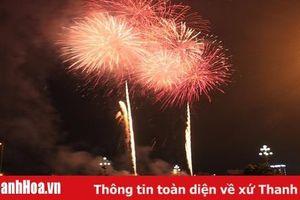 3 địa điểm bắn pháo hoa trong đêm giao thừa tại Thanh Hóa