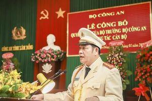 Chân dung Đại tá Lê Vinh Quy - tân Giám đốc Công an tỉnh Lâm Đồng