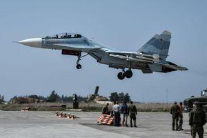 Căn cứ không quân Nga ở Syria lại bị tấn công bằng UAV