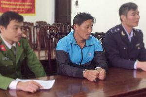 Kẻ vận chuyển 5 bánh heroin, 1.000 viên ma túy sa lưới ở Nghệ An