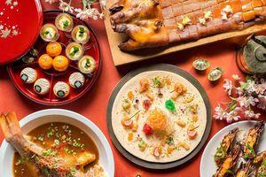 Món ăn mang tài lộc và may mắn dịp Tết ở Trung Quốc