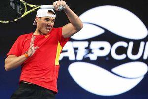 Australian Open ngày 2: Nadal bùng nổ ra quân