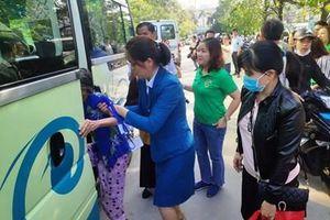 Bệnh viện Đà Nẵng tổ chức 'Chuyến xe nghĩa tình xuân Canh Tý 2020'
