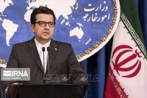 Iran không từ chối đàm phán về thỏa thuận hạt nhân