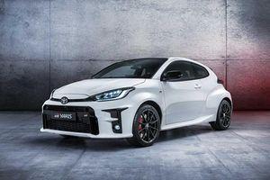 Chi tiết xe Toyota GR Yaris 2020 phiên bản hiệu năng cao