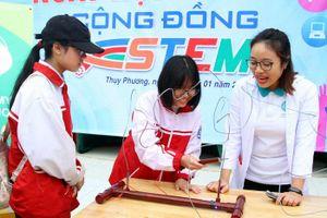 Những sản phẩm STEM khiến học sinh mê tít khi trải nghiệm