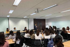 ICAEW và KPMG tiếp tục đồng hành cùng sinh viên trên chặng đường phát triển nghề nghiệp