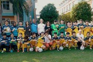 Đại sứ G4: Tuyển bóng đá nữ Việt Nam là hình mẫu cho phụ nữ