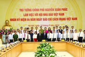 Hội Nhà báo Việt Nam: Hành trình tiếp bước!