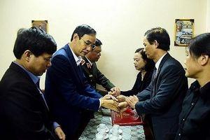 Hà Nội đề xuất hỗ trợ gia đình 3 cán bộ, chiến sĩ công an hy sinh tại Đồng Tâm